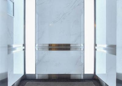 170 University New Elevator Cab June 2021