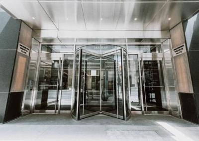 365 Bay Revolving doors June 2021